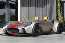 La Jannarelly Design-1 prend vie ! | Auto , mécaniques et sport automobiles | Scoop.it