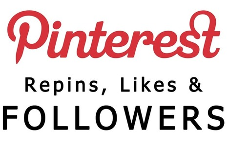 Pinterest Followers, Repins & Likes — Me Marketing Group | Daily Magazine | Scoop.it