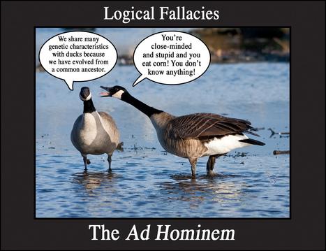 Fallacy - Wikipedia | Community Village Daily | Scoop.it