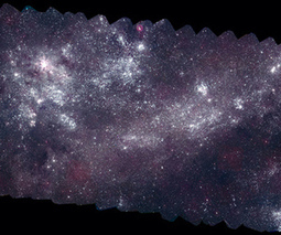 NASA charts how stars evolve with a 160-megapixel image of neighboring galaxy | Editoriales, Analisis, Noticias | Scoop.it