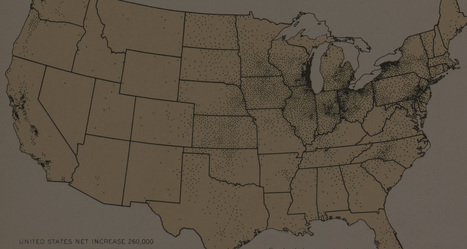 Atlas of the Historical Geography of the United States | Educational Tidbits | Scoop.it