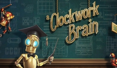 A Clockwork Brain 2.0 | Differentiated and ict Instruction | Scoop.it