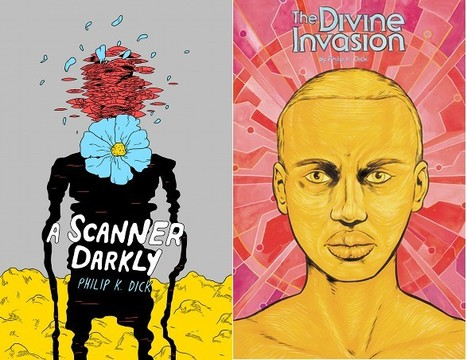 Philip K. Dick Posters by Comics Creators to Benefit Ailing Publisher Dylan Williams | AUTONOMIC | Scoop.it