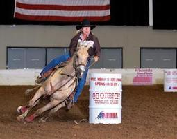 Barrel racer with MS: There's hope for those suffering from disease - Rantoul Press | Rodeo | Scoop.it