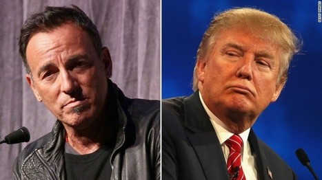 No surrender : Springsteen says Trump won't go quietly if he loses | Bruce Springsteen | Scoop.it