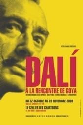 Dali à la rencontre de Goya - Dégustation littéraire : De Goya à Dali : DiVins Caprices   CEPDIVIN - Les Imaginaires du Vin   Scoop.it
