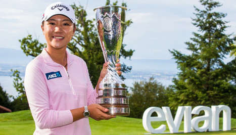 The Evian Championship Preview, Pairings, and More   LPGA   Scoop.it