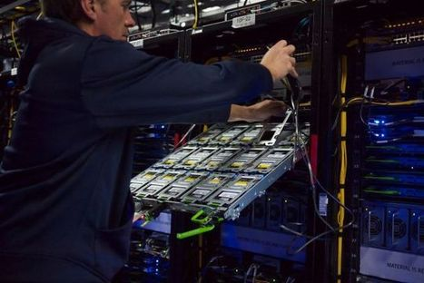 How Facebook Is Hacking Together a Better Data Center - Gizmodo | Social Media Epic | Scoop.it