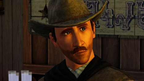 [MAJ] Les Sims 3 Movie Stuff - Enfin des images (de Cowboy) - Direct Sims | Direct Sims | Scoop.it