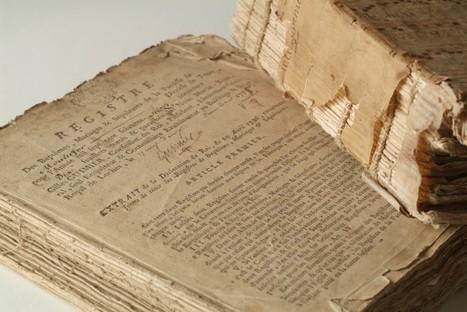 Archives départementales d'Indre et Loire   GenealoNet   Scoop.it