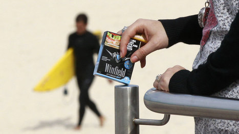 Australian court upholds logo ban on cigarette packs - Health - CBC News   Social Media and your Brand   Scoop.it
