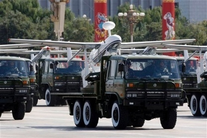 China emerging as new force in drone warfare | Rise of the Drones | Scoop.it