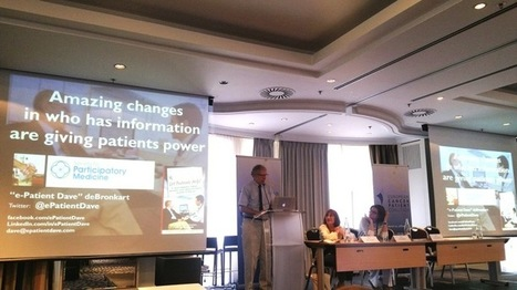 """Think, think, think"": message to European Cancer Patients Coalition AGM 