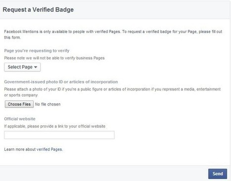 How to get Facebook verified page Logo also on Account 2016 | New Facebook Tips Tricks | Scoop.it