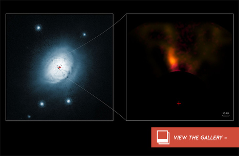 Is This a Baby Picture of a Giant Proto Planet? | Science Communication from mdashf | Scoop.it