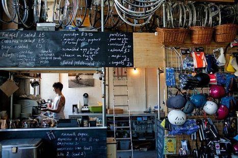 Les cafés cyclistes illustrent un nouvel art de vivre | Boîte à idées | Scoop.it