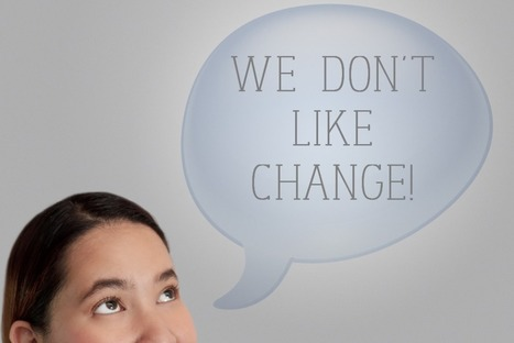 "Busting the Myth That "" People Don't Like Change "" 