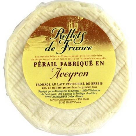 Carrefour procède au rappel du fromage au lait cru de brebis – Perail – 135g marque Reflets de France | Toxique, soyons vigilant ! | Scoop.it