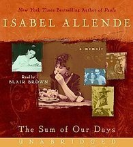 The Sum of Our Days by Isabel Allende – Audio Book Review   All Words   Everything AudioBooks   Scoop.it