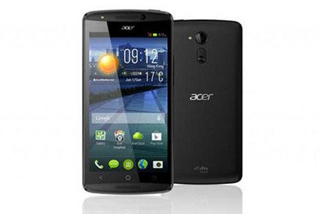 Acer Liquid X2 : un grand smartphone doté d'une batterie de 4 000 mAh & de trois cartes SIM | Téléphone Mobile actus, web 2.0, PC Mac, et geek news | Scoop.it