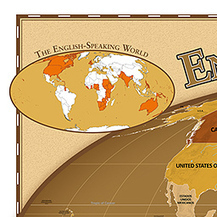Endonym Map: World Map of Country Names in Their Local Languages   danieldemonceau   Scoop.it