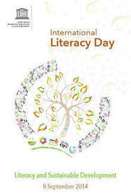 """International Literacy Day 2014 - """"Literacy and Sustainable Development""""   cubsgal   Scoop.it"""