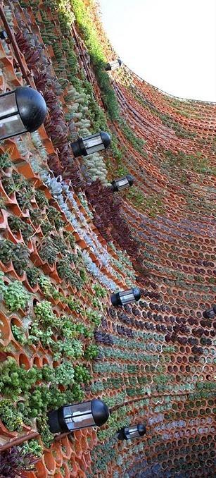 flores del sol: vertical garden, hotel Ushüaia | Ciò che mi piace. | Scoop.it
