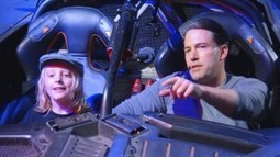 Ben Affleck teams up with Omaze to give tours from the Batmobile | Geek Style Guide | Scoop.it
