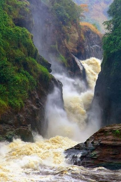 Murchison Falls National Park, Uganda on imgfave | Mito | Scoop.it