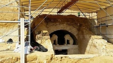 El carbono 14 pone fecha a la tumba de Anfípolis | Mundo Clásico | Scoop.it