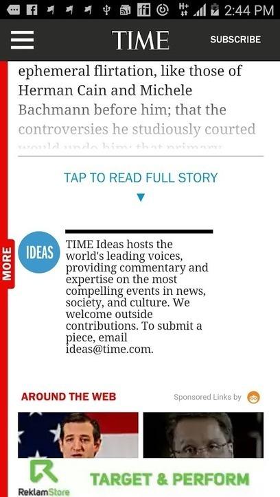 Articles tronqués chez les grands médias : une affaire de publicité & d'oseille | Be Marketing 3.0 | Scoop.it
