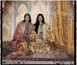 Where Sacred Law And Pleasure Collide: The Photographs of Lalla Essaydi | Cultural Affairs | ARTINFO.com | art, politics, and culture | Scoop.it
