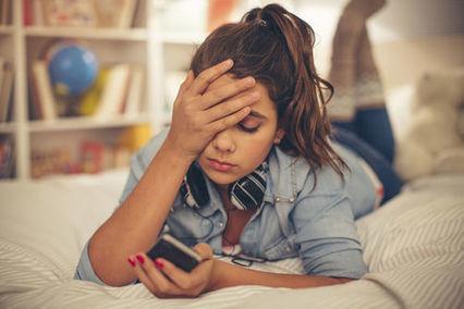 Les statuts Facebook : un moyen de diagnostiquer les problèmes de santé mentale des ados ? | digitalcuration | Scoop.it