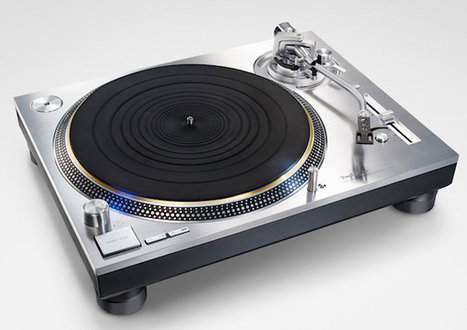 Technics Grand Class SL-1200G : la mythique-revival platine vinyle maintenant disponible en version de série pour octobre | ON-TopAudio | Scoop.it