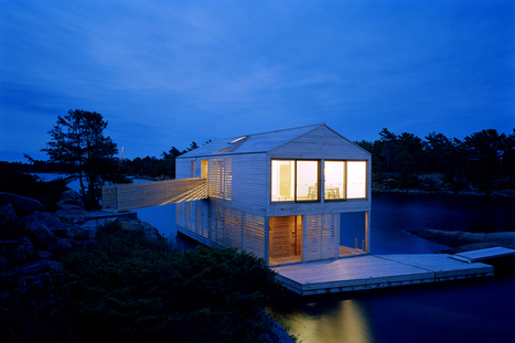 Floating House | sustainable architecture | Scoop.it