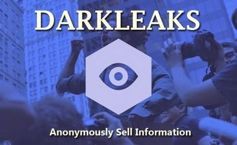 DarkLeaks : Un marché noir anonyme Bitcoin pour la vente de secrets | Libertés Numériques | Scoop.it