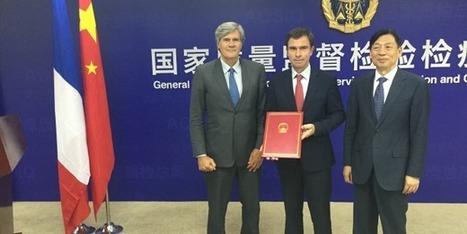 La Chine reconnaît 45 appellations de Bordeaux   Revue de presse Pays Médoc   Scoop.it
