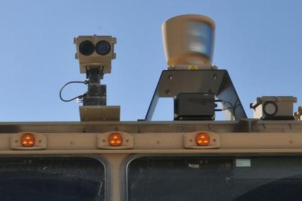 TARDEC demos autonomous vehicles - News - Fort Hood Sentinel | Autonomous Vehicle Impacts | Scoop.it