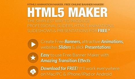 Píldoras TIC: Crear banners animados en flash | Recull diari | Scoop.it