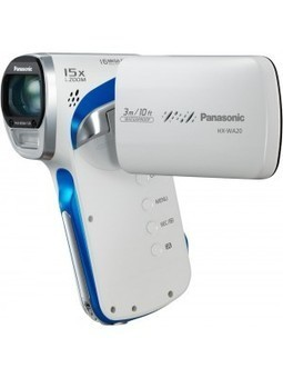 Panasonic HX-WA20GA - White - Shop and Buy Online at Best prices in India. | Online Camera Shopping in India | Price | Shopping | Scoop.it