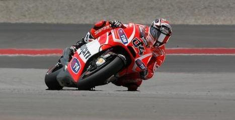 MotoGP Austin: New parts for Dovizioso at Le Mans | Ductalk Ducati News | Scoop.it