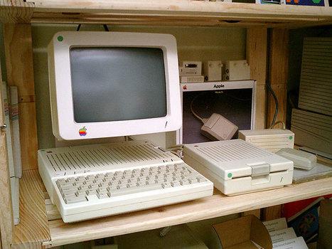 Centossa, el ordenador de Apple que nunca existió | La Historia del Ordenador | Scoop.it