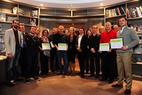 Trophées du Business Vert 2011   Creatives   Scoop.it