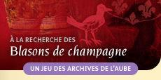 À la recherche des blasons de Champagne | Ressources d'autoformation dans tous les domaines du savoir  : veille AddnB | Scoop.it