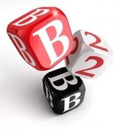 How Do B2B Companies Use Social Media For Marketing? [INFOGRAPHIC] - AllTwitter | Social Media + B2B For the Win! | Scoop.it