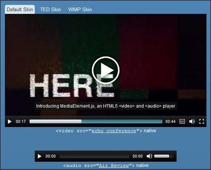 10+ Awesome jQuery and HTML5 Audio Players | Design & Webdesign Actu | Scoop.it
