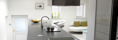 Kitchen Design Ideas For Smaller Homes | Kitchen Design Centre | Scoop.it