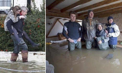 Daily Mail campaign: Put Britain's flood victims first | Welfare, Disability, Politics and People's Right's | Scoop.it