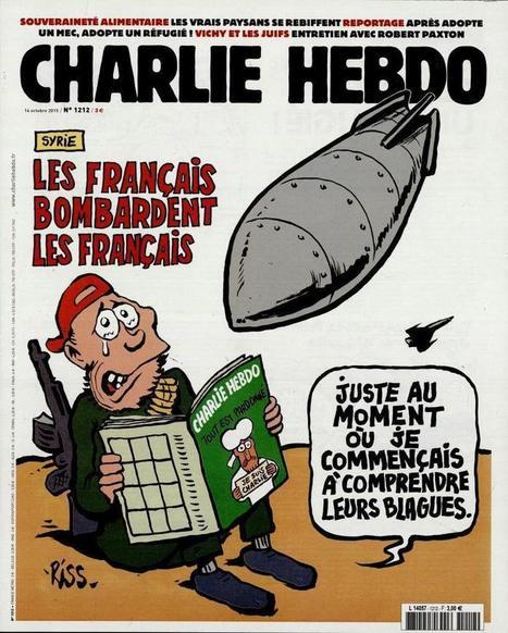 Charlie Hebdo - n°1212 - 14 octobre 2015 | Culture | Scoop.it