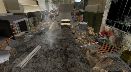 Virtual Worlds as Immersive Treatment Settings: The PTSD Sim | metaverse musings | Scoop.it